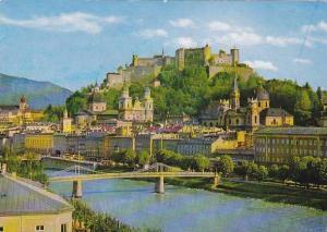 Austria Salzburg The City OF Festivals