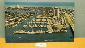 STD Vintage Pier 66 Fort Lauderdale's Waterway Wonderland Florida Unposted