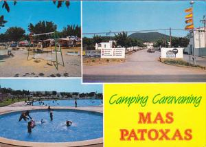 Spain Camping Caravaning Mas Patoxas