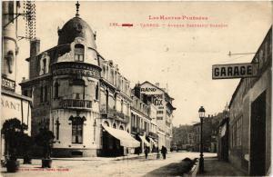 CPA TARBES Avenue BERTRAND-Barrere (375855)