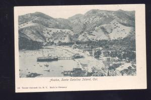 SANTA CATALINA ISLAND CALIFORNIA AVALON TANNER SOUVENIR CO.
