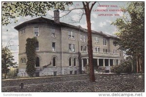 Ormsby Hall Lawrence University Appleton Wisconsin