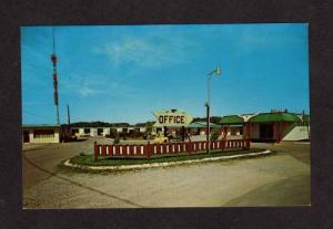 TN Mr T Ranch House Motel WILDERSVILLE TENNESSEE TENN