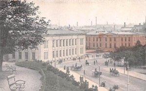 University of Christiania Norway Unused