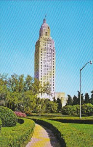 Louisaiana Baton Rouge State Capitol Building