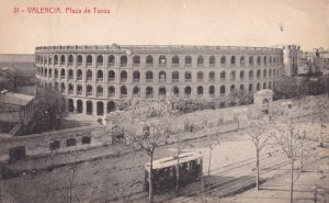 VALENCIA, Spain, 1900-1910s; Plaza de Toros