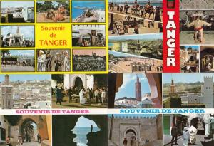 Morocco Tanger Fashion Markets 24 Images 4x Postcard s