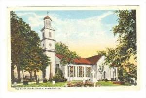 Old Saint Johns Church, Richmond, Virginia, 1900-10s