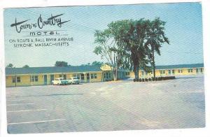 Town n Country Motel, Seekonk, Massachusetts, PU_1960