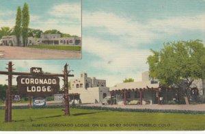 PUEBLO , Colorado , 1930-40s ; Coronado Lodge