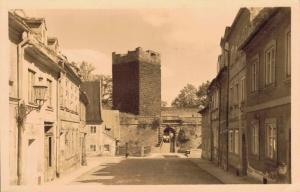 Czech Republic Cheb Vchod do chebského hradu 02.67
