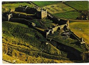 Postcard Northumberland Bamburgh Castle