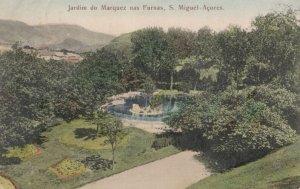 ST. MICHAEL'S, Azores, Portugal, 00-10s ; Jardin do Marquez nas Furnas
