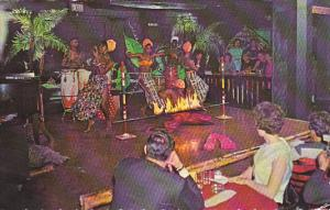 Famous Limbo Dancers In The Jungle Room Hamilton Bermuda