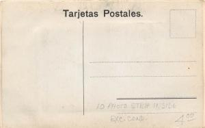 E27/ Tijuana Mexico Postcard c1910 Ten Foldout Images Custom House Savin Store+