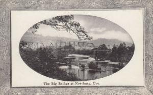 ROSEBURG , Oregon , 00-10s; The Big Bridge