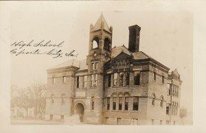 RP: Laporte , Iowa , 1900-10s ; High School