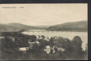 South Africa Postcard - Umkomaas River, Natal    RS2458