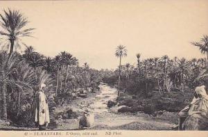 L'Oasis, Cote Sud, El-Kantara (Biskra), Algeria, Africa, 1900-1910s