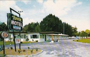 Florida Eau Gallie Topper Motel