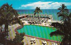 Florida Miami Beach The Crown Hotel Swimming Pool