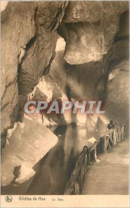 Old Postcard Han Caves The Styx