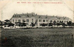 CPA AK INDOCHINA Tonkin Porte nod de la Citadelle VIETNAM (956708)