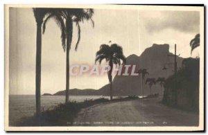 Old Postcard Rio de Janeiro