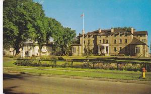 R.C.M.P. Headquartes J, Fredericton,  N.B.,  Canada,   40-60s