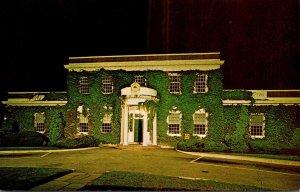 Massachusetts Cape Cod Hyannis Barnstable Town Hall On Main Street
