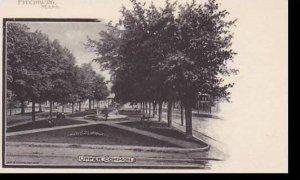 Massachusetts Fitchburg Upper Commen