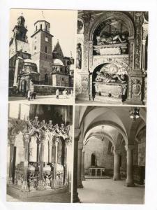 RP  KRAKOW - Katedra na Wawelu, 40-50s
