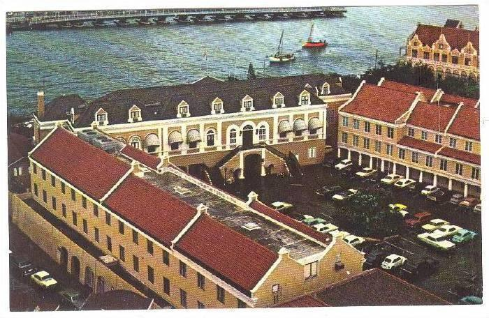 Governors Residence, Curacao, Netherlands Antillies, 40-60s