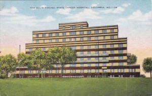 Missouri Columbia The Ellis Fischel State Cancer Hospital