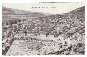 Theatre of Dionysos, Athens, Greece, 00-10s