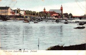 Nykarleby Beach Finland, Suomi 1911