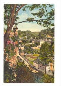 Luxemburg - Blick auf die Vorstadt Pfaffenthal, 00-10s