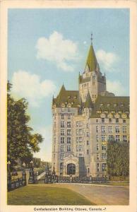 10089  Ontario Ottawa   Confrederation Building