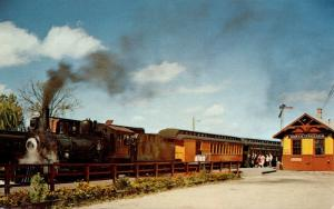 Western Coal and Coke Engine #1 Mid-Continent Railway North Freedom Wisconsin