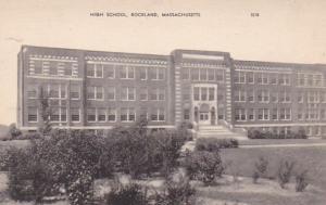 Massachusetts Rockland High School