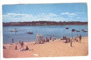Buzzards Bay Beach, Cape Cod, Massachusetts, PU-1955