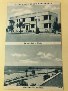 Vintage Clearwater Beach Apartments on Clearwater Beach, Florida