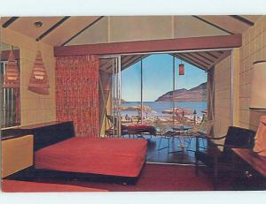 Damaged-Back Pre-1980 HOTEL SCENE Kauai Hawaii HI B3424