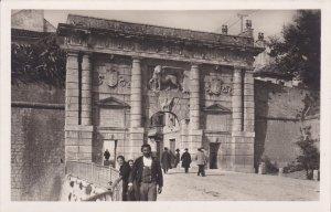 RP: ZARA, Italy; Porta Terraferma, (opera del Sanmicheli - 1543) 10-20s