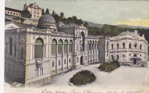 Friedrichs U. Kaiserin Augusta Bad, BADEN-BADEN, Germany, 1900-1910s