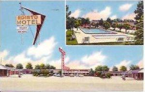SC Orangeburg Edisto Motel 1961
