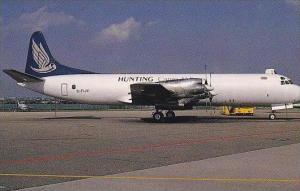 HUNTING CARGO LINES LOCKHEED L-188AF