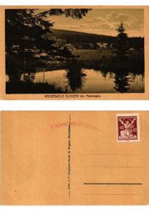 CPA Marienbad Kaiserwald Glatzen CZECHOSLOVAKIA (619606)