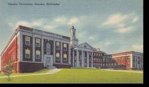 Nebraska Omaha Omaha University
