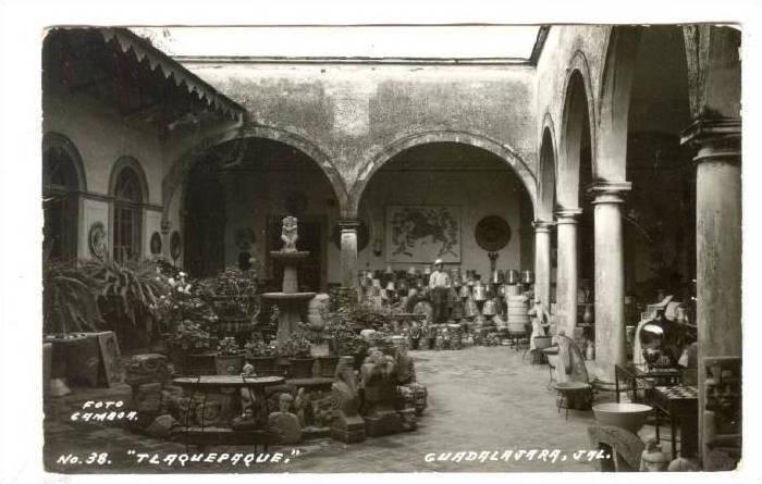 RP; Interior, Tlaquepaque, Guadalajara, Jalisco, Mexico, PU-1963
